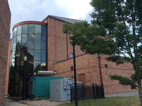 Storrs, CT: UConn Dairy Bar