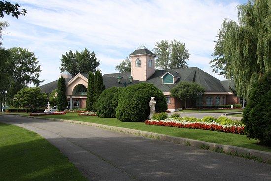Vaudreuil-Dorion, Καναδάς: The separate banquet room Pavillion.