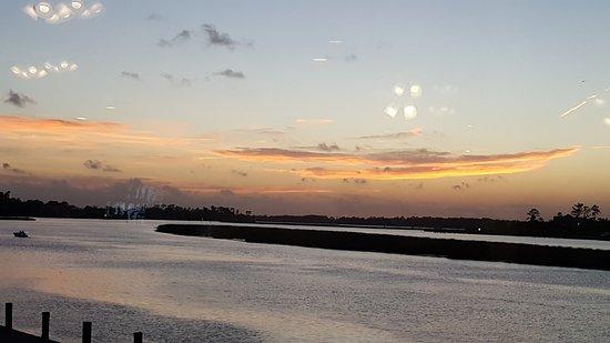 Ocean Springs, MS: Sunset