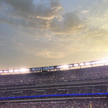 East Rutherford, NJ: Giants preseason