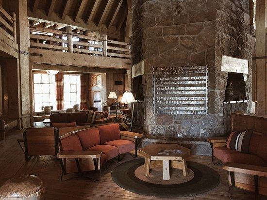 Timberline Lodge, Oregón: photo0.jpg