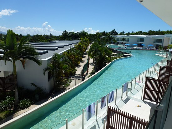 Lower level Apartment 45 (with palm tree) - Picture of ...