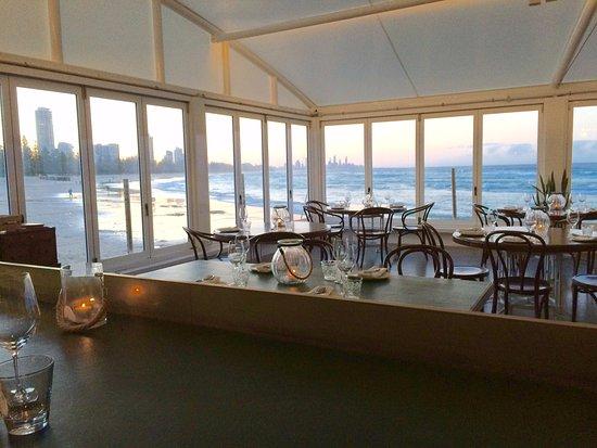Burleigh Heads, Australia: The view.