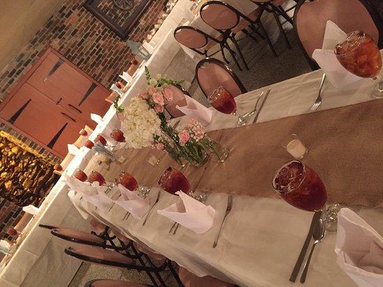 Louisville, MS: Lake Tiak-O'Khata Restaurant