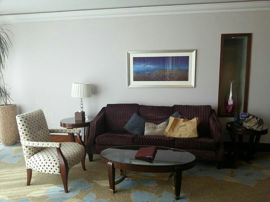 Raffles Makkah Palace: الفندق بيجنن