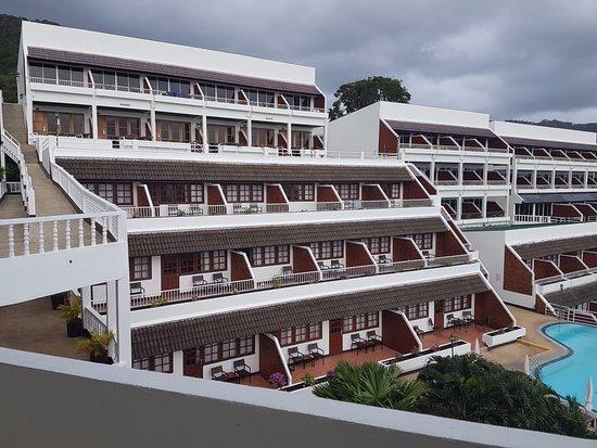 BEST WESTERN Phuket Ocean Resort: Hotel View