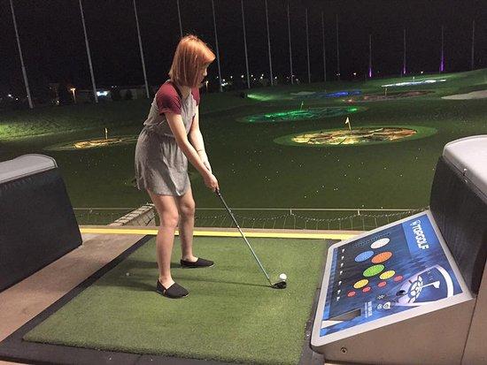 Allen, Τέξας: Golfing