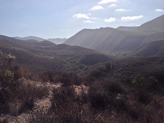 Montaña de Oro, Los Osos CA Looking East