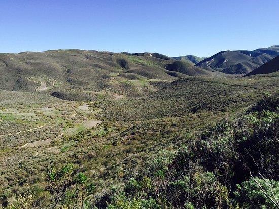 Montaña de Oro, Los Osos CA Reservoir Flats Trail