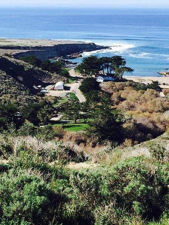 Spooner's Cove & Campgrounds Montaña de Oro, Los Osos CA