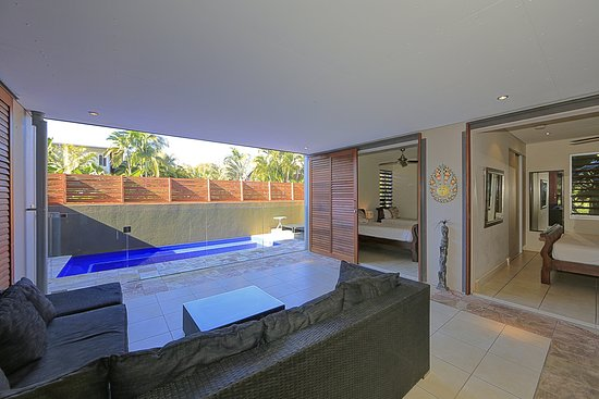 Agnes Water, Australia: Private plunge pool