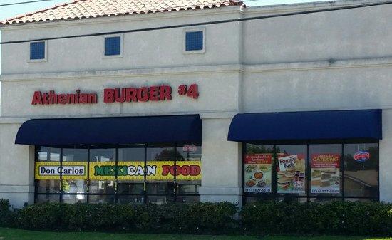 Cypress, Kalifornien: Athenian Burgers