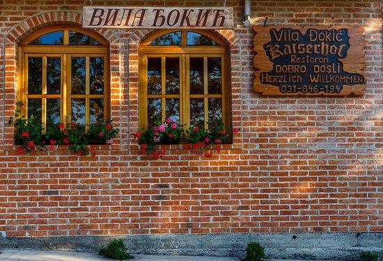 Guest House Vila Djokic