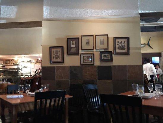 Real Seafood Co.: table decor