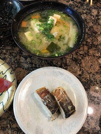 Hofu, Japão: のん太鮨 防府店 料理