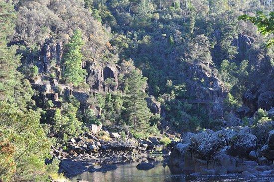 Launceston Cataract Gorge footpath