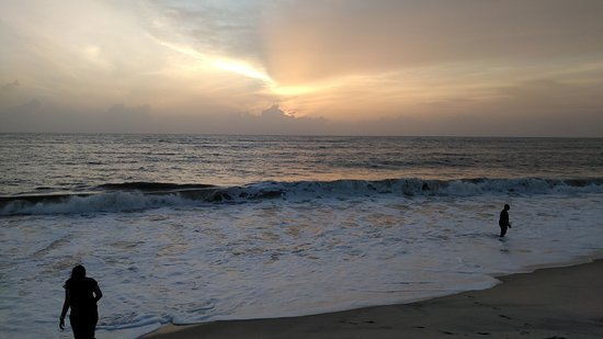 Marari Beach: Beautiful Sunset...