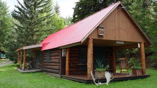 Helmcken Falls Lodge Foto