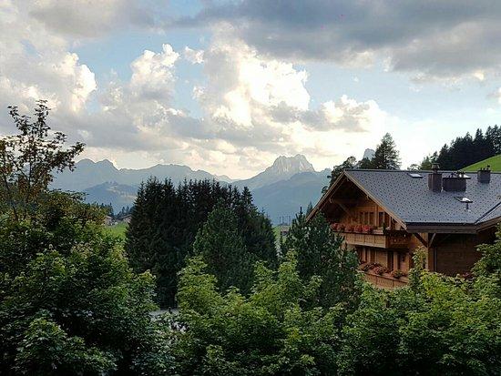 Saanenmoser, Швейцария: Golfhotel les Hauts de Gstaad