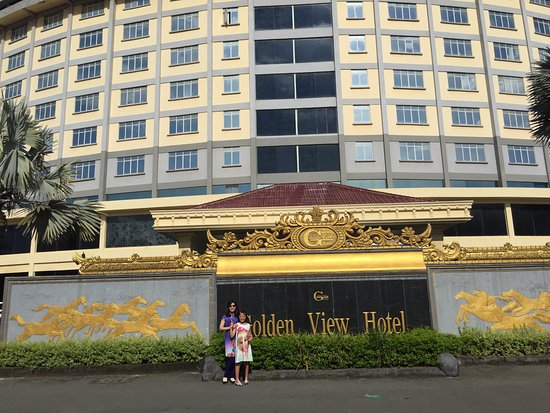 Golden View Hotel Batam Picture