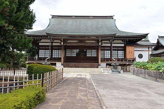 Χιγκασιμουραγιάμα, Ιαπωνία: 正福寺本堂