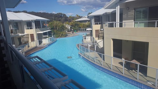 Oaks Pacific Blue Resort Salamander Bay: 20160820_142001_large.jpg