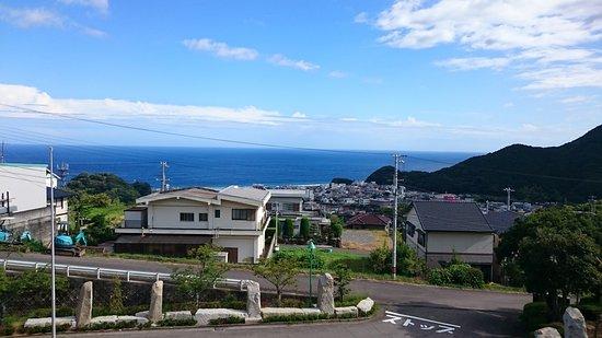 Umihikari: バリアフリー室からの眺め