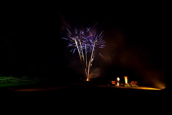 Great Missenden, UK: Fireworks