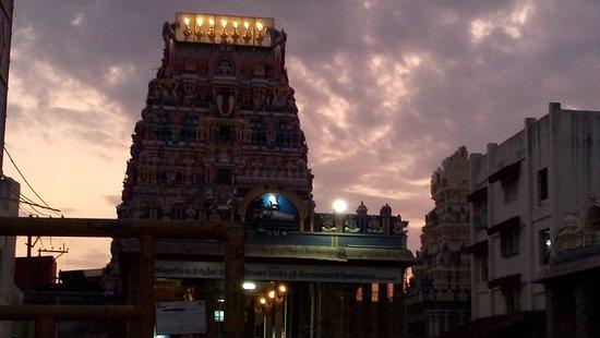 Sri Veera raghava Perumal Temple