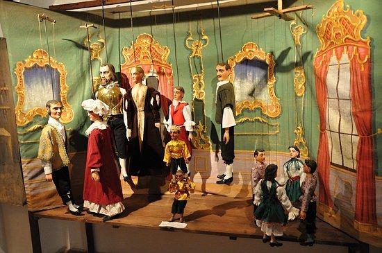 Chrudim Puppetry Museum