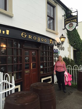Athlone, Irlandia: Quaint location and pub