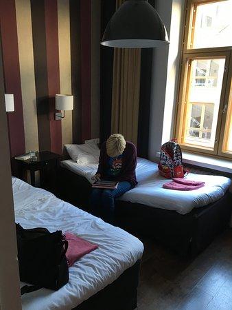 Hotelli Finn: Room 510