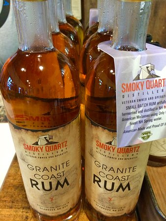 Seabrook, NH: The RUM was my favorite!