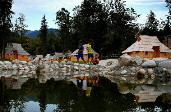 Eco Resort Beneath Velika Planina