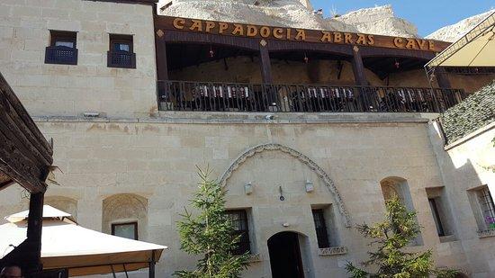 Cappadocia Abras Cave Hotel: 20160821_085900_large.jpg
