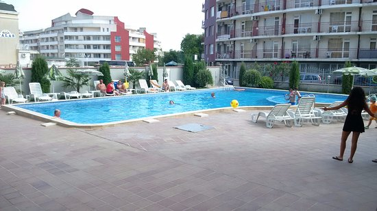 Kranevo, Bułgaria: Hotel Belle View 2