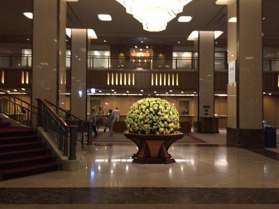 フロントロビー - 千代田区、帝国ホテル東京の写真 - トリップアドバイザー