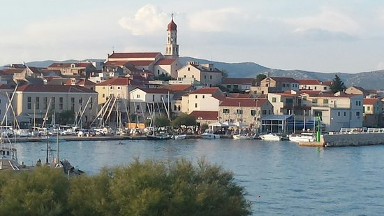 Betina, Kroasia: 20160819_184201_large.jpg