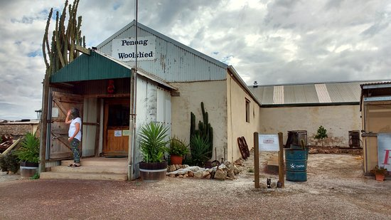 Woolshed Museum