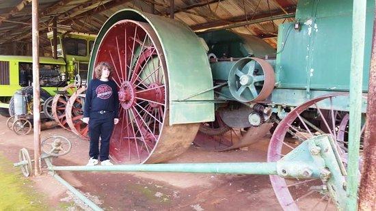Parkes, Australien: Steam Tractor