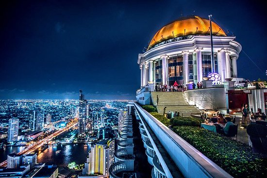 Photo of lebua at State Tower Bangkok