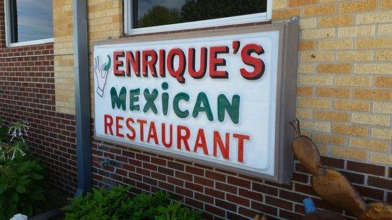 Ponca City, OK: Enrique's Restaurant