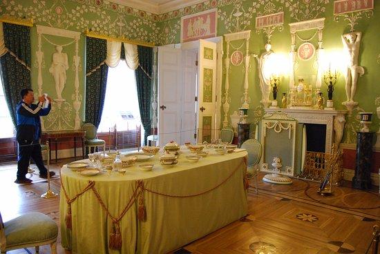 Sale da pranzo - Picture of Catherine Palace and Park, Pushkin ...