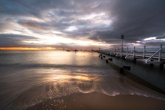 Coldstream, Australien: 6 am on the Bay