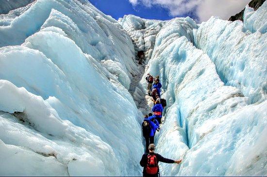 Ледник Фокса, Новая Зеландия: Glacier Walking Tour