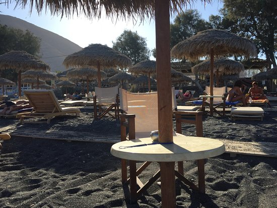 Prince Restaurant: spiaggia