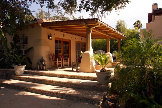 Ojai, Californien: Breakfast lodge