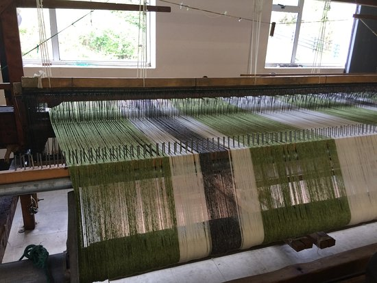 Studio Donegal: Using different colours to make a blanket