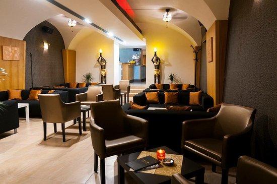 Trencin Region, Eslováquia: Dubai Cafe
