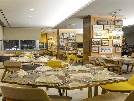 Radisson Blu Hotel, Ankara: Restaurant